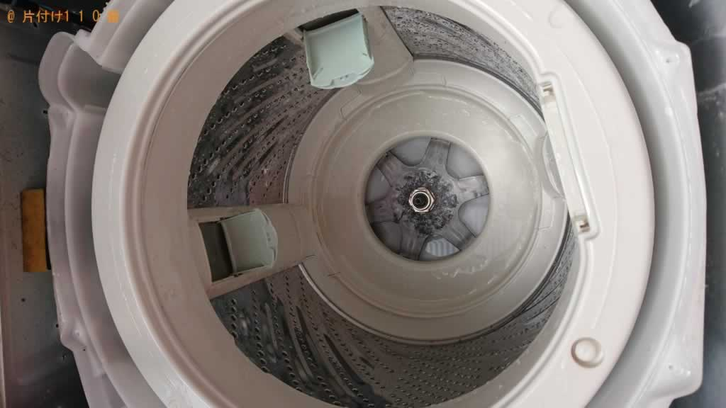 洗濯機・洗濯槽クリーニングサービス施工後