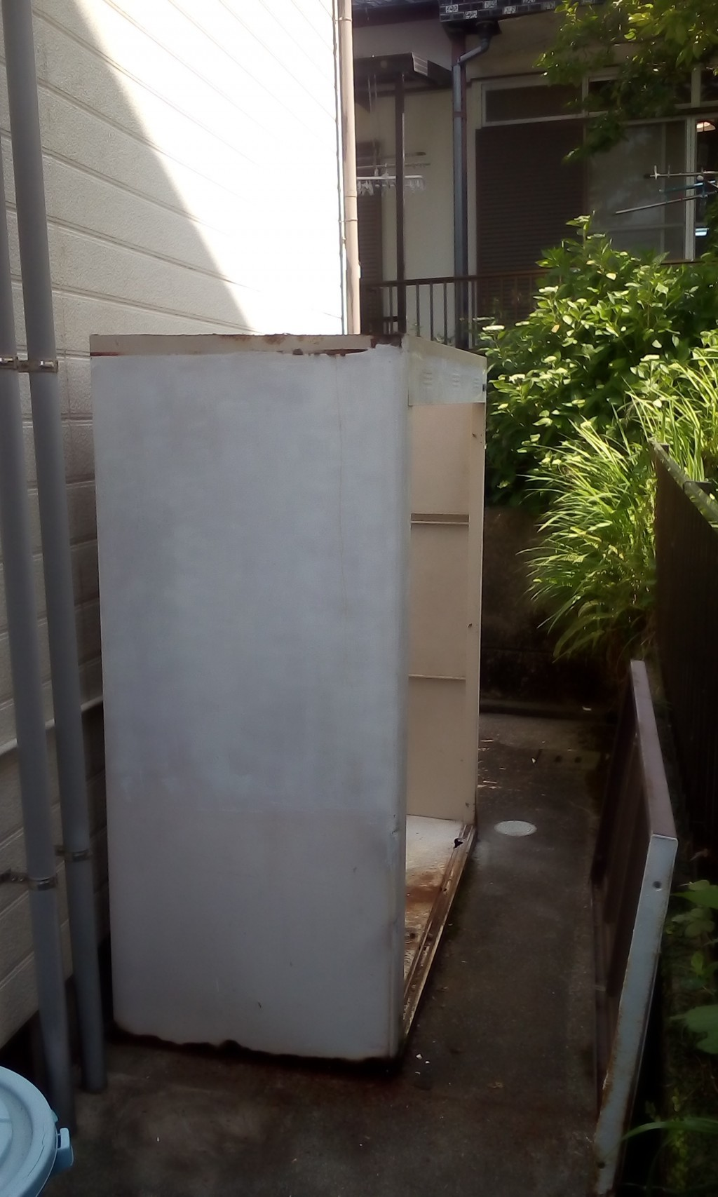 【長崎市】物置・冷蔵庫の回収・処分ご依頼 お客様の声