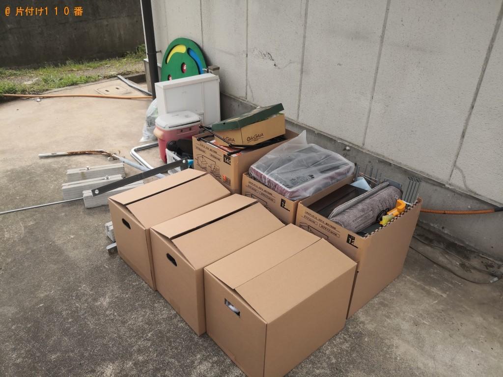 【長崎市】軽トラック1台程度の出張不用品の回収・処分ご依頼