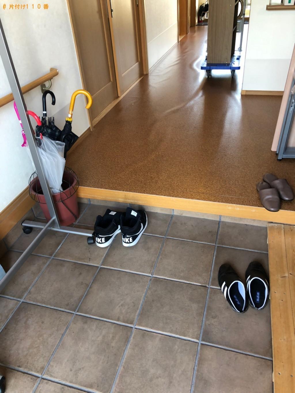 【長崎市】長机、カウンターテーブル、椅子、自転車等の回収・処分