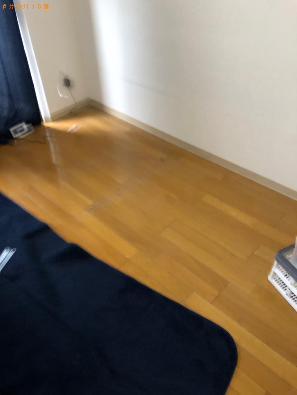 【長崎市】シングルベッド、ベッドマットレスの回収・処分ご依頼