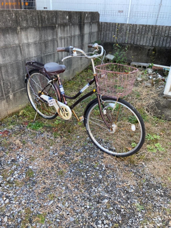 【長崎市】ソファーベッド、カラーボックス、自転車、食洗機等の回収