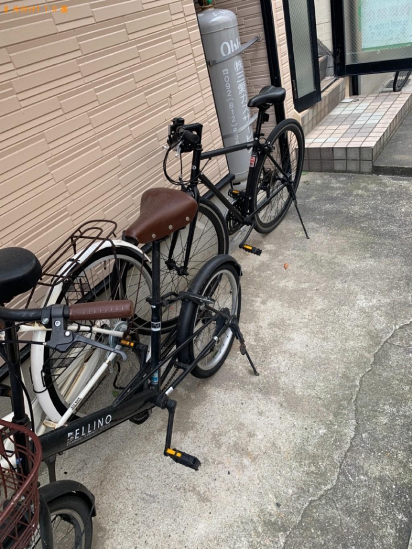 【長崎市】自転車の回収・処分ご依頼 お客様の声