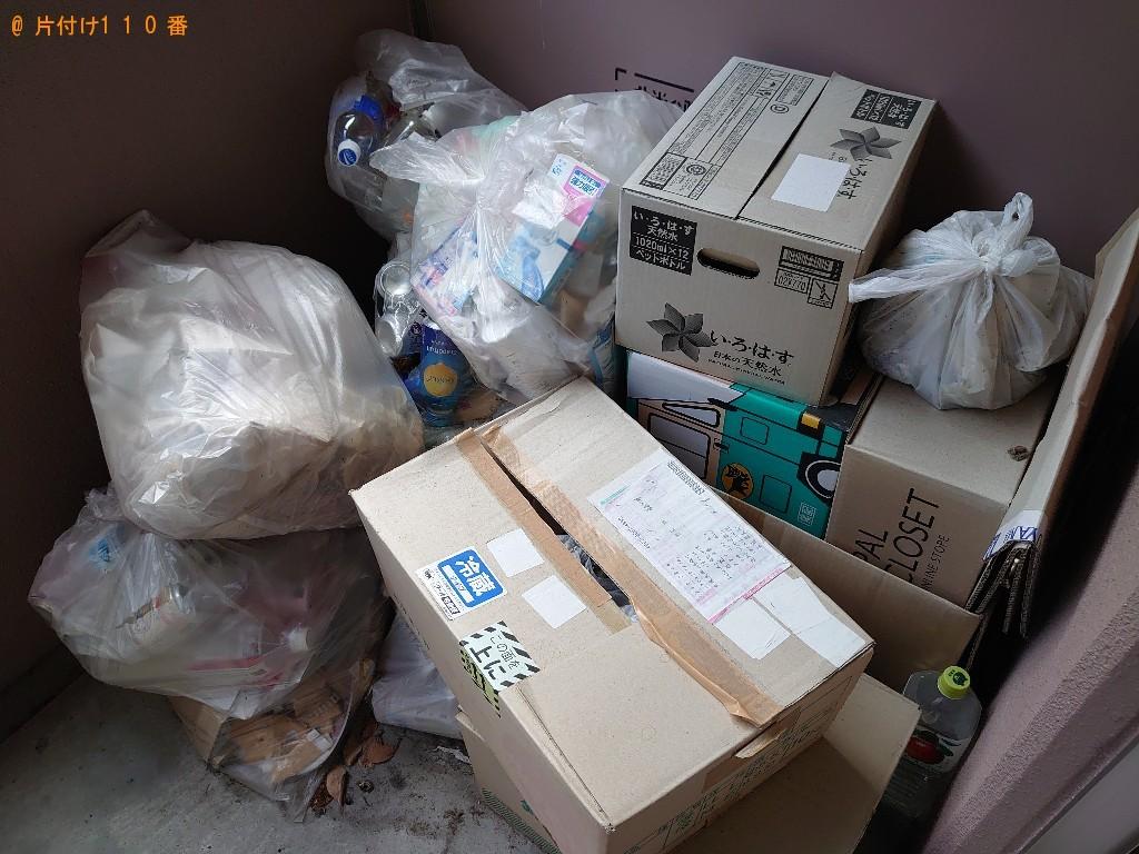 【長崎市】一般ごみの回収・処分ご依頼 お客様の声