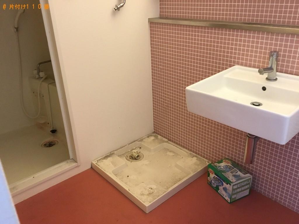 【長崎市】洗濯機の回収・処分ご依頼 お客様の声