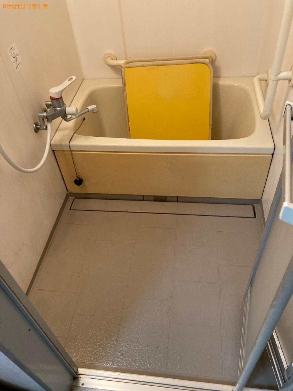 【長崎市】トイレと浴槽のクリーニングご依頼 お客様の声