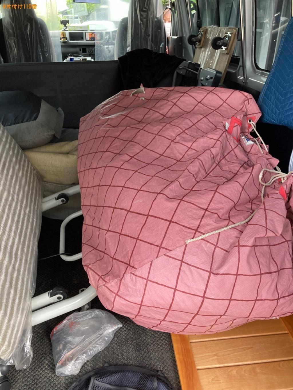 カーペット、椅子、布団の回収・処分ご依頼 お客様の声