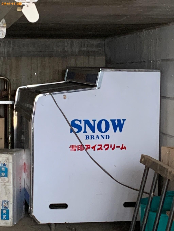 エレクトーン、業務用冷蔵庫の回収・処分ご依頼 お客様の声